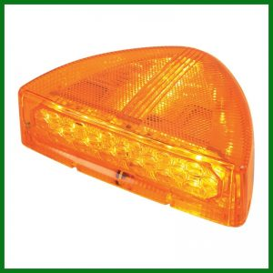 Low Profile Front Turn Signal 30 LED Light for Peterbilt