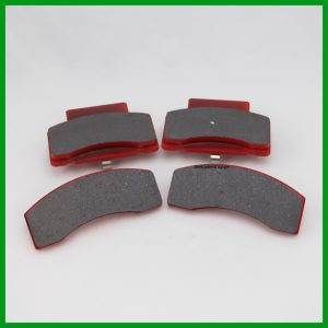 Kodiak Disc Brake Pads 9-10K Set of 4 Pads