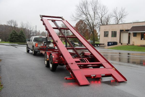 2010 Pine Hill 26' Shed Trailer