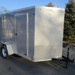 2019 XLV 6′ X 10′ United Enclosed Trailer