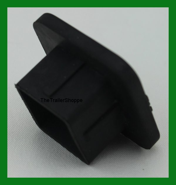 """1-1/4"""" Rubber Hitch Tube Cover"""