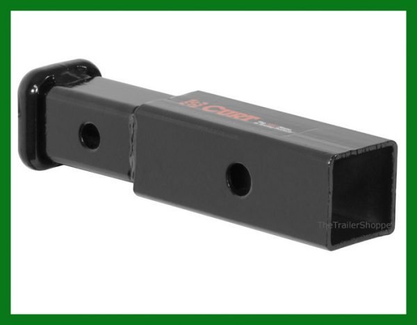 """Receiver tube Adapter 2"""" to 1-1/4"""" Shank"""