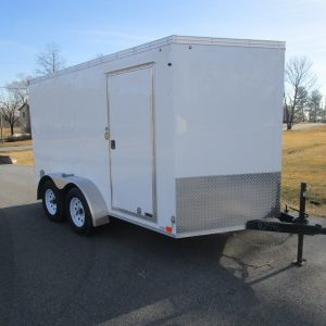 2019 XLV 7X12 United Enclosed Trailer