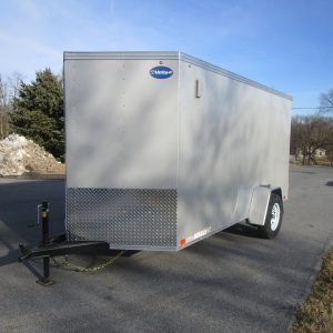 2019 XLV 6′ X 12′ United Enclosed Trailer