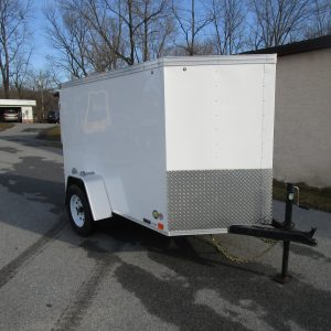 2019 XLV 5X8 United Enclosed Trailer