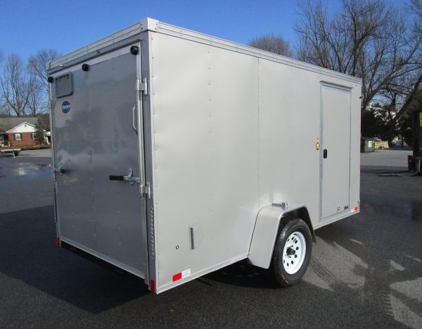 2019 XLV 6X12 United Enclosed Trailer