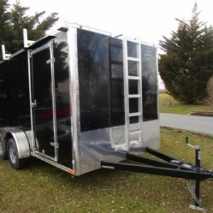 2019 Honor Line Integrity Enclosed Trailer