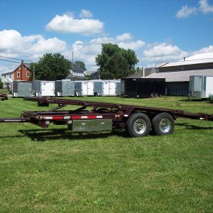 Used Shed Trailer