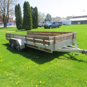 Used Utility Trailers