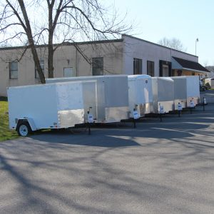 New Enclosed Trailer