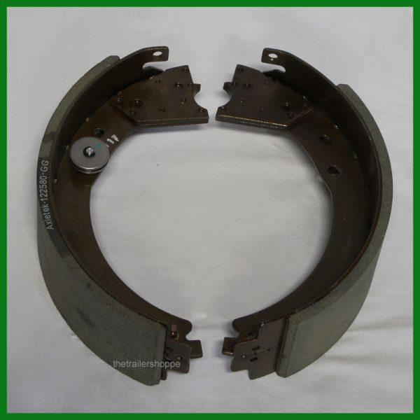 "Trailer Axle 12-1/4"" X 3-3/8"" Electric Brake 8-10K Shoe & Lining"