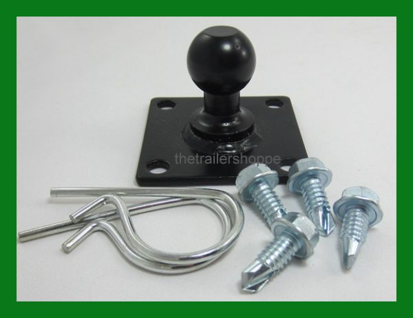 Trailer Mounted Sway Control Ball