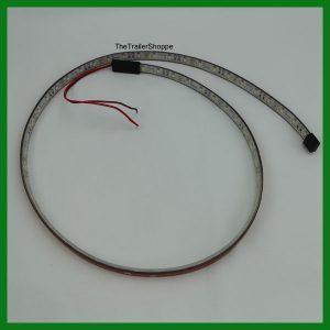 "36"" Long Flexible Silicone Strip 54 LED Cool White"