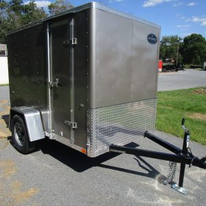 2019 Honor Line 5X8 Integrity Enclosed Trailer