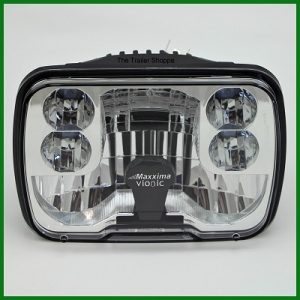"""Vionic 5"""" X 7"""" High & Low Beam LED Replacement Headlight"""