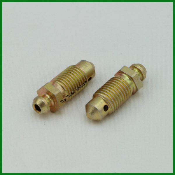Bleeder Screw for 10 to 12K Disc Brake Caliper