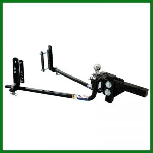 Fastway E2  Bar Trunnion Square Weight Distribution System