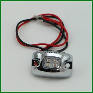 Commander Flashing & Marker Light