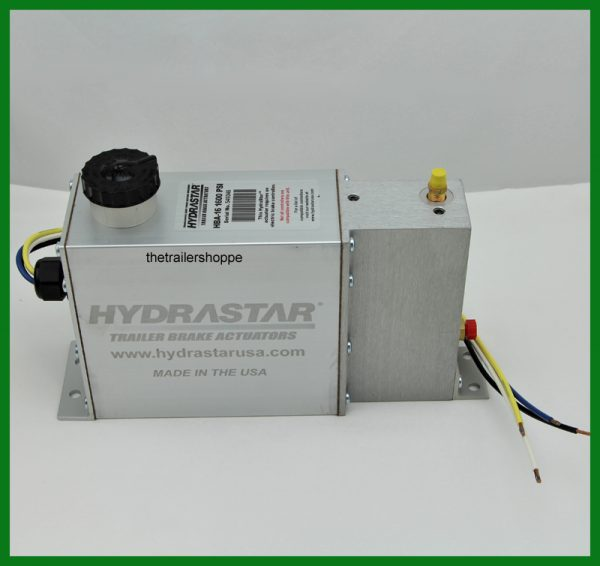 Hydrastar Electric Hydraulic Brake Actuator -1600 PSI