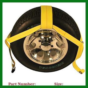 Double Locking Wheel Net