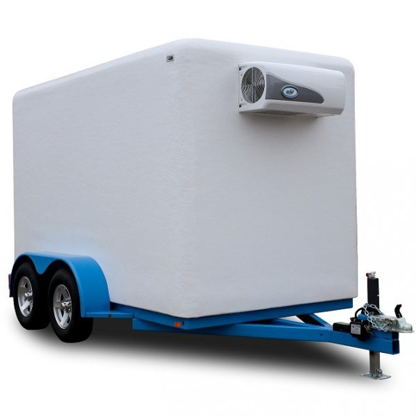 6 X 16 Refrigerated Trailer
