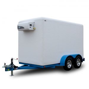 6 X 8 Refrigerated Trailer