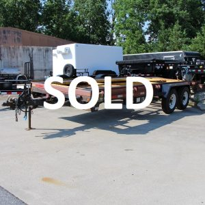2008 Used 20' Shed Trailer