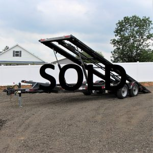 2018 Used 24' Shed Trailer